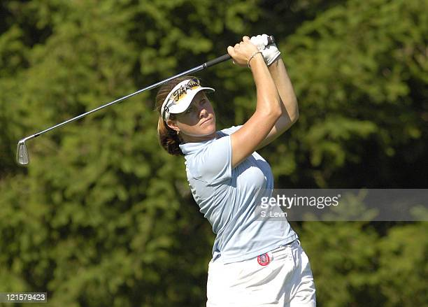AJ Eathorne during the third round of the Jamie Farr Owens Corning Classic at Highland Meadows Golf Club in Sylvania Ohio on Saturday July 15 2006