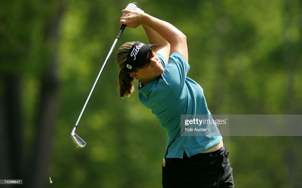 Corning Classic First Round : News Photo