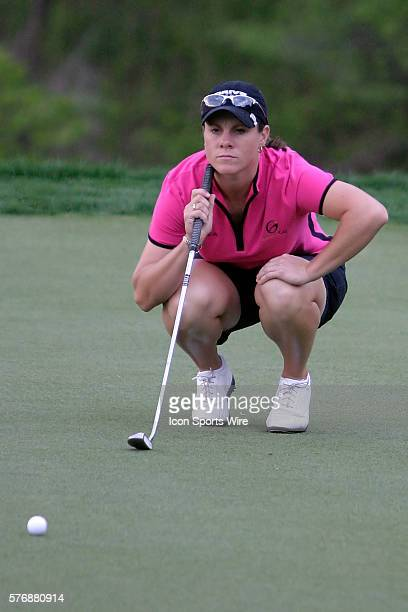 AJ Eathorne of Penticton Canada during the 2nd Round of the 2005 Michelob ULTRA Open at Kingsmill Resort in Williamsburg Virginia USA