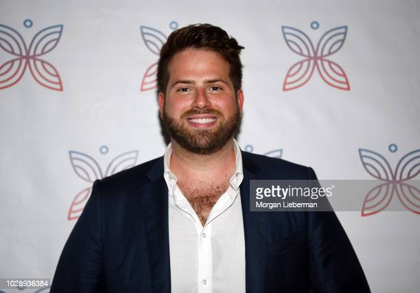 Eating disorder advocate and personality Ryan Sheldon arrives at Project Heal's 4th Annual Gala at Private Residence on September 7 2018 in West...