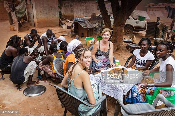 Eating in Africa