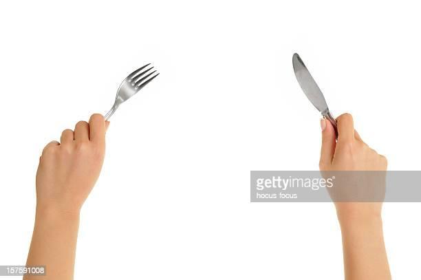 comer - faca faqueiro - fotografias e filmes do acervo