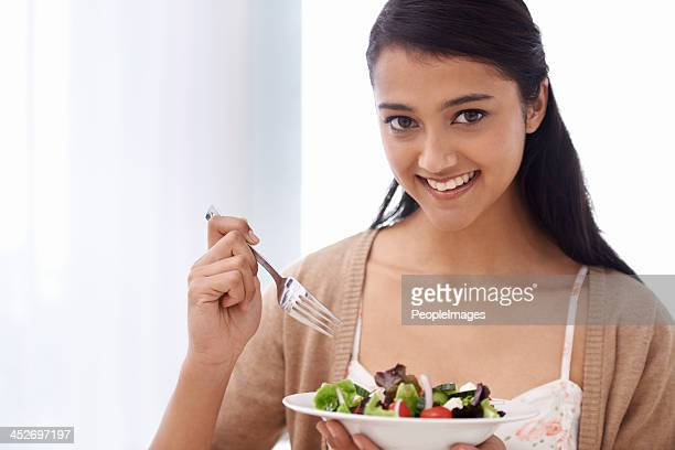 eating right is important to me - peopleimages stock pictures, royalty-free photos & images