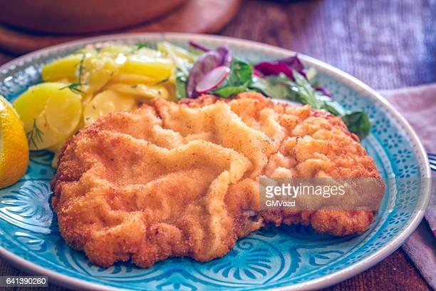Wiener Schnitzel Essen