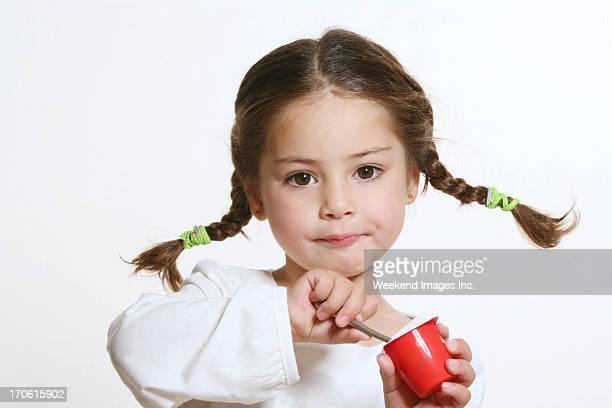 食べるヨーグルト
