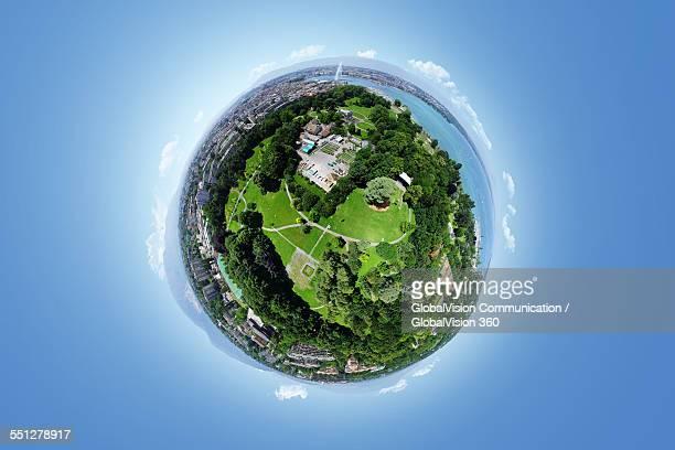 Eaux Vives Park, Geneva