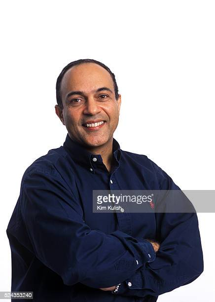 eBay Chief Financial Officer Rajiv Dutta poses at the headquarters of the online auction company in San Jose