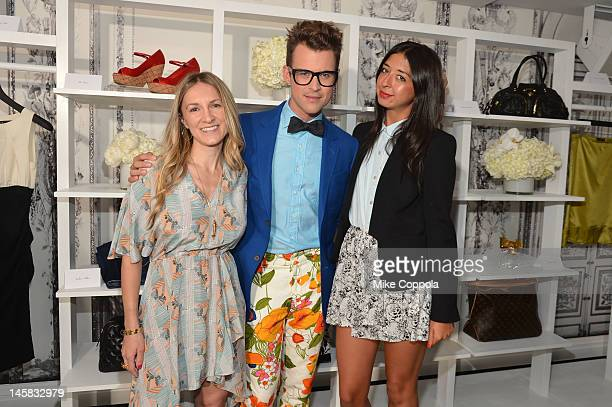 eBay introduces the Chic Squad a team of sartorialsavvy experts who inspire selling including Kristina Bauer celebrity stylist Brad Goreski and...