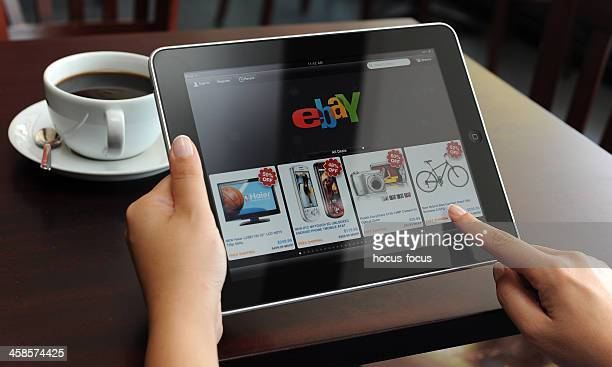 eBay on iPad