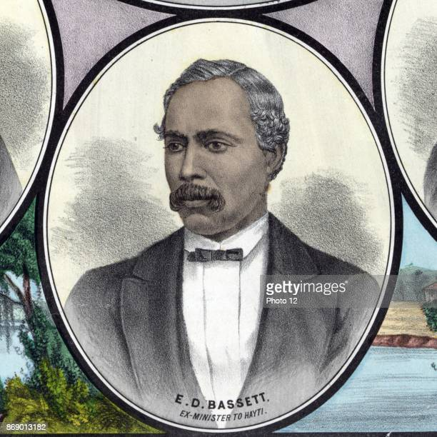 Ebenezer D Bassett was an African American who was appointed United States Ambassador to Haiti in 1869 He was the first AfricanAmerican diplomat