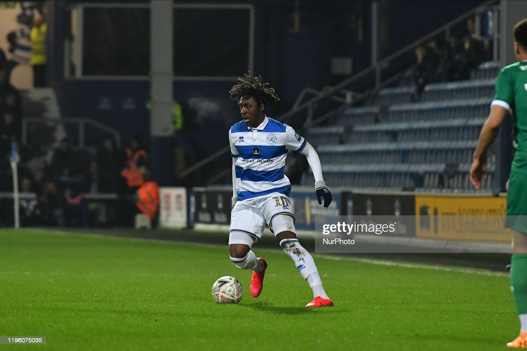 Queens Park Rangers v Sheffield Wednesday - FA Cup Fourth Round : News Photo