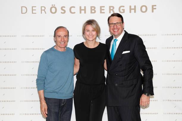 DEU: Der Oeschberghof Grand Opening In Donaueschingen