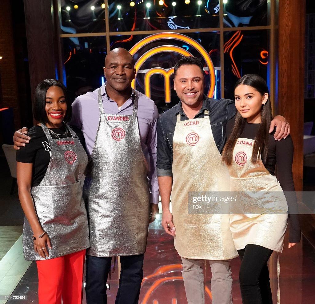 """CA: FOX's """"MasterChef Celebrity Family Showdown"""""""