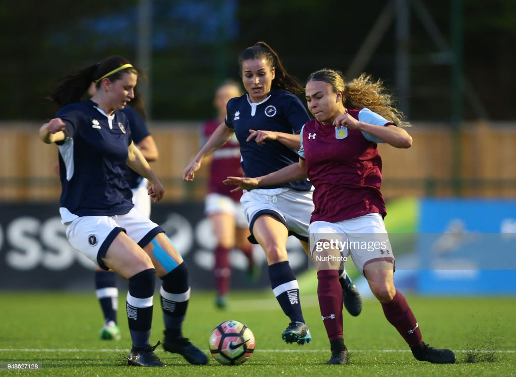 Millwall Lionesses v Aston Villa Ladies - WSL