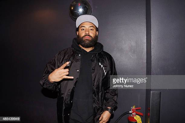 Ebro attends Cipha Sounds Birthday Weekend at Caroline's On Broadway on April 17 2014 in New York City