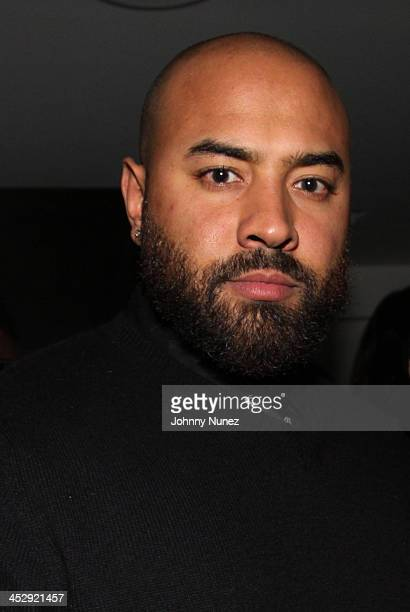 Ebro attends Fabolous' birthday party at the Hotel on Rivington on November 18 2009 in New York City