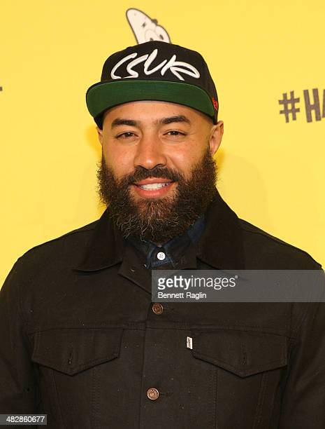 Ebro attends Pharrell Williams' 41st Birthday Celebration at Cipriani Wall Street on April 4 2014 in New York City