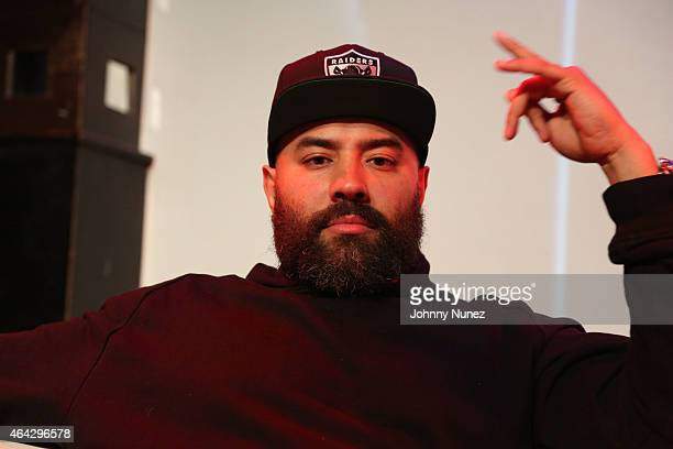 Ebro attends the Hot 97 QA at SOB's on February 23 2015 in New York City