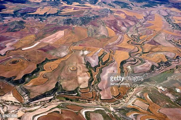 ebro river - ebro river stock photos and pictures