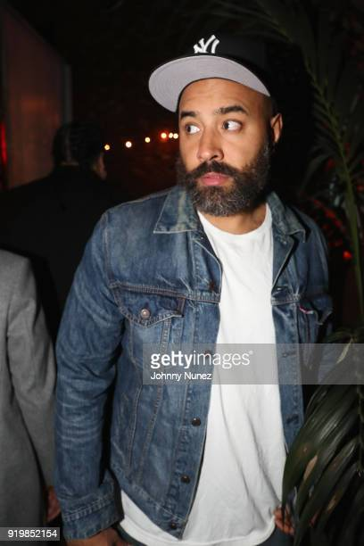 Ebrohim Ebro Darden attends as Remy Martin presents Beats Party on February 17 2018 in Los Angeles California