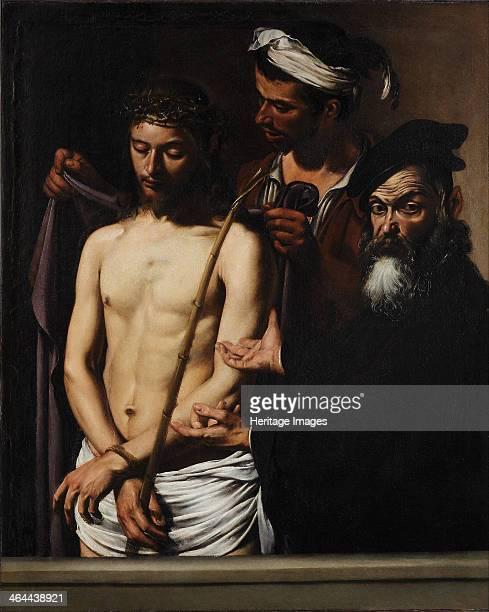 Ecce Homo c 1605 Found in the collection of the Musei di Strada Nuova Genoa