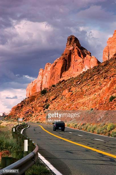 Echo Cliffs Route 89 Near Page Az And Glen Canyon