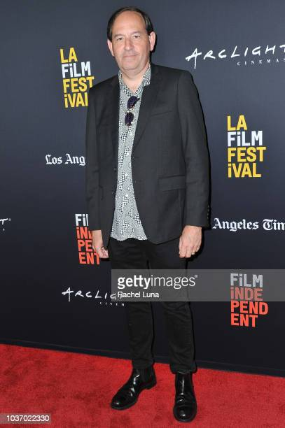 Echo in the CanyonÓ executive producer Daniel Braun arrives at the 2018 LA Film Festival opening night premiere of Echo In The Canyon at John Anson...