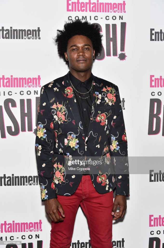 Echo Kellum attends Entertainment Weekly's Comic-Con Bash held at FLOAT, Hard Rock Hotel San Diego on July 21, 2018 in San Diego, California sponsored by HBO