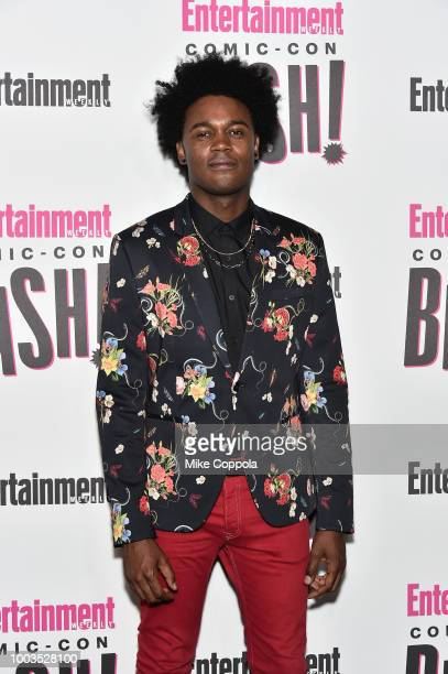 Echo Kellum attends Entertainment Weekly's ComicCon Bash held at FLOAT Hard Rock Hotel San Diego on July 21 2018 in San Diego California sponsored by...
