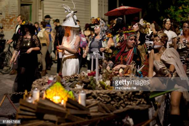 Echo the Dead is an annual procession that takes place in New Orleans every year on the 1st November in line with the Mexican Day of the Dead and All...