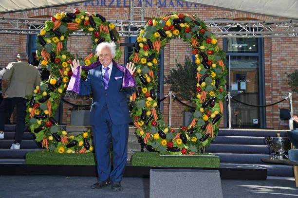 DEU: Eckart Witzigmann Celebrates 80th Birthday In Berlin