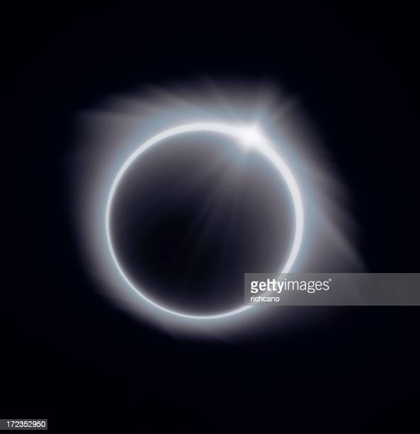 eclipse - corona stock pictures, royalty-free photos & images