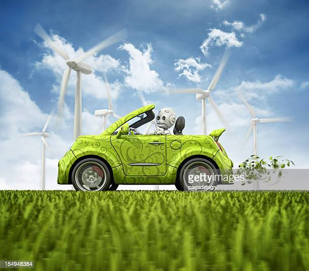 eco car - domestic car stock pictures, royalty-free photos & images