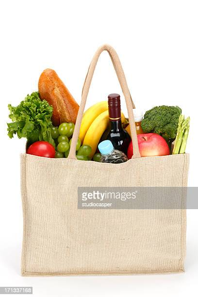eco friendly shopping bag - shopping bag stock pictures, royalty-free photos & images