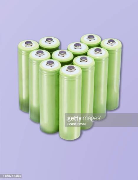 Eco Green Batteries