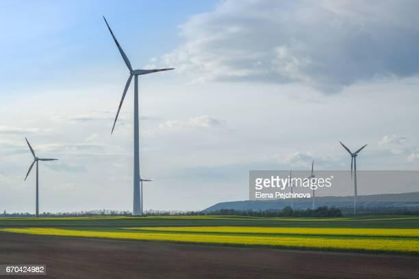 Eco power turbines