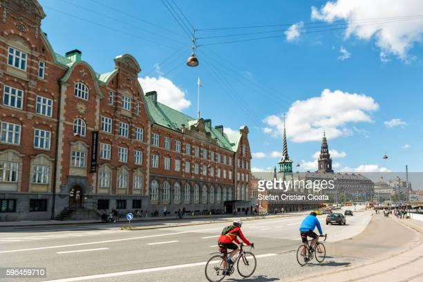 Eco ride in Copenhagen