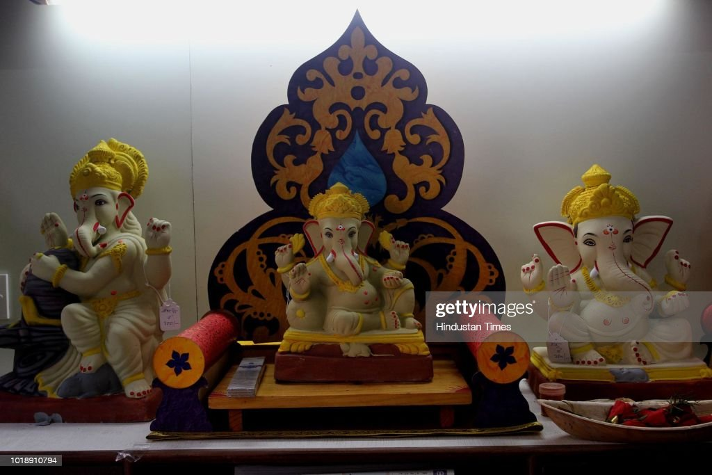 Eco-Friendly Ganesh Idols For The Up-Coming Ganapti Festival