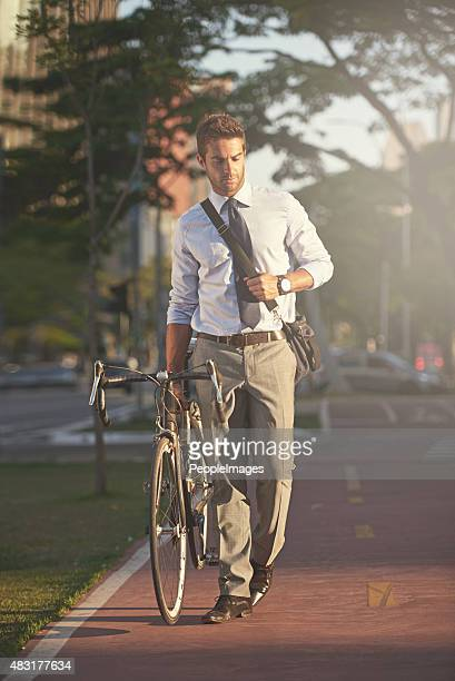 eco-friendly travel arrangements - one young man only stock pictures, royalty-free photos & images