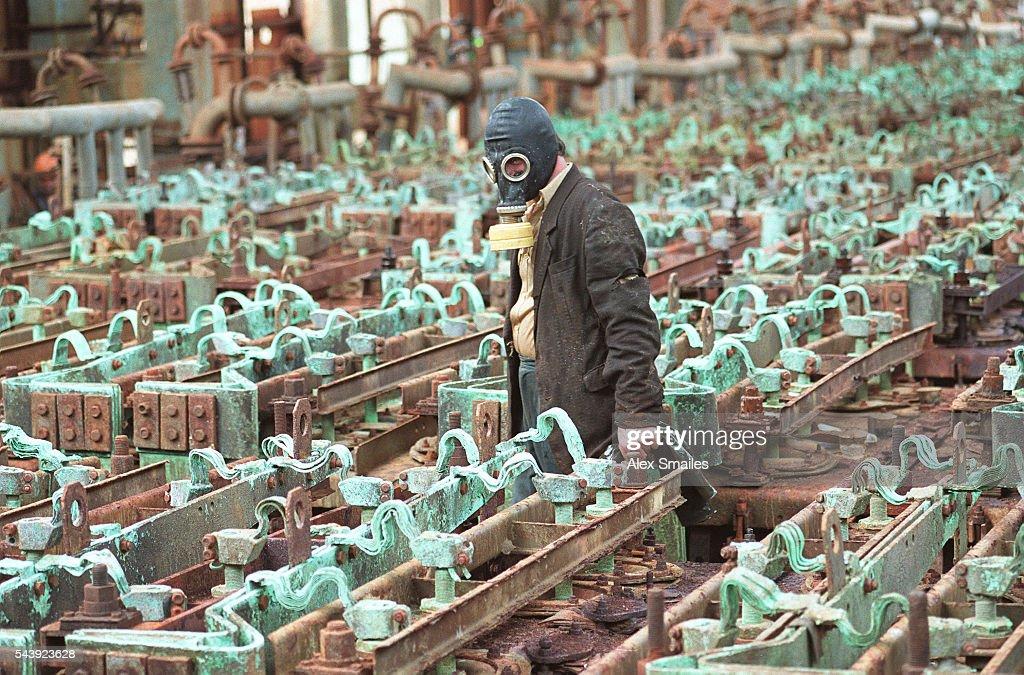 TOXIC TOWN OF SUMGAIT IN AZERBAIJAN : News Photo