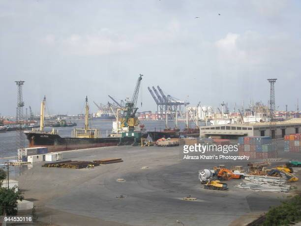 Economic Corridor - Pakistan China, Karachi
