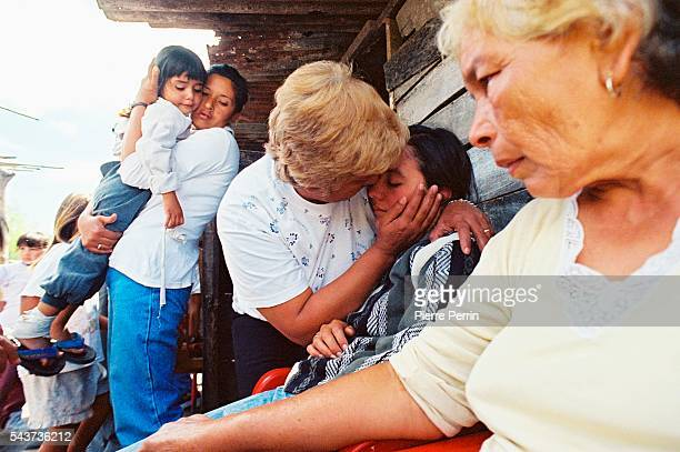 Economical crisis in Argentina increases the country's drama: Argentinians mourn the death of children dying of malnutrition in the province of...