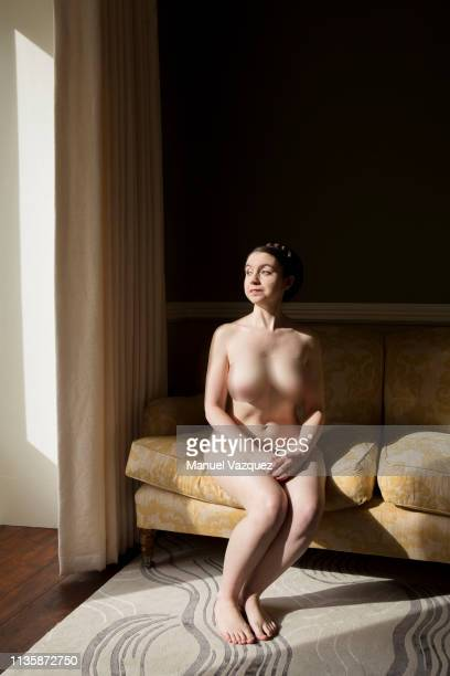 Economist academic and campaigner Victoria Bateman is photographed for Liberation on March 7 2019 in Cambridge England