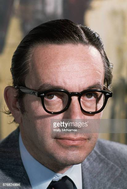 US Economist Alan Greenspan