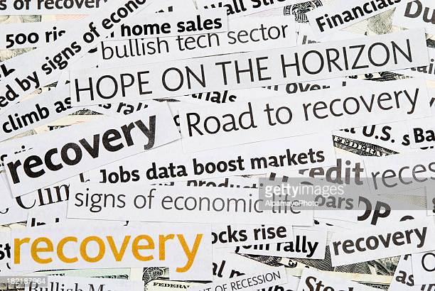 Economy recovery: News Headlines - III