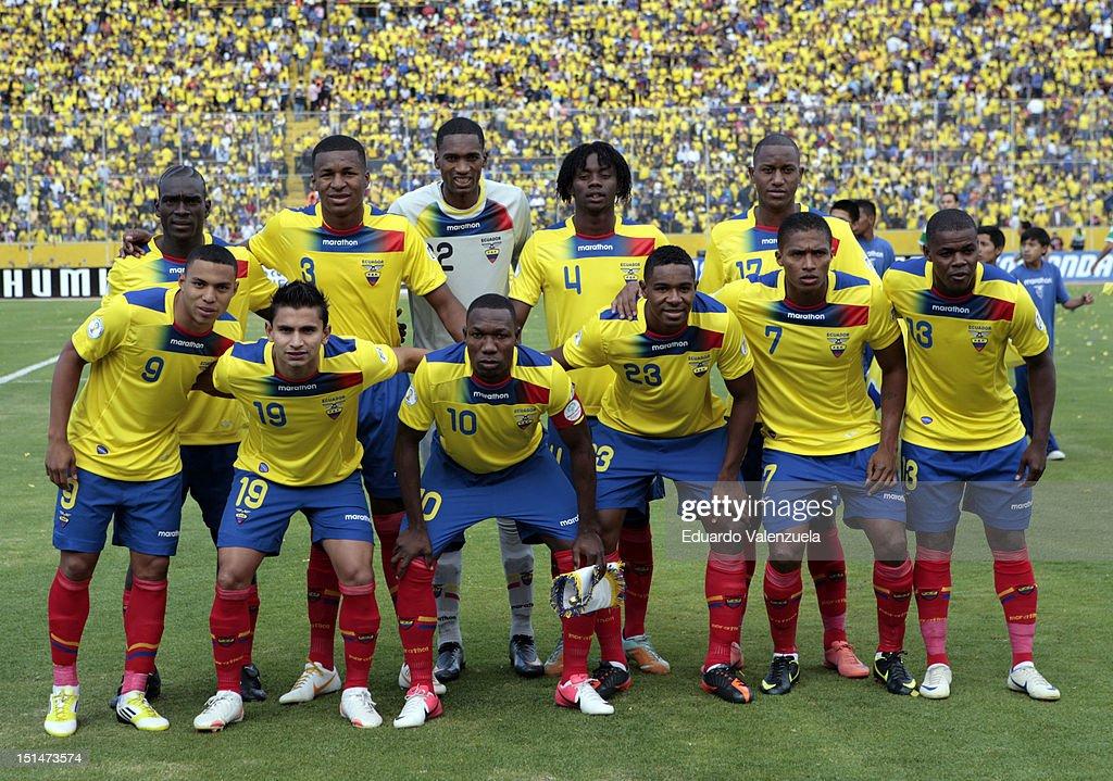 Ecuador v Bolivia - South American Qualifiers : News Photo