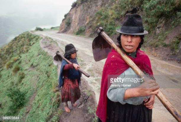 Ecuadoran Peasants