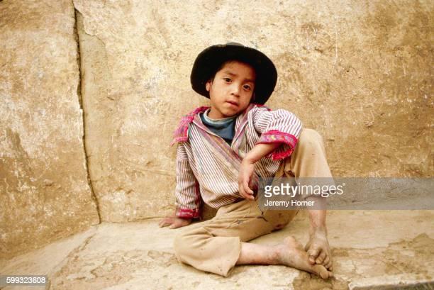 Ecuadorean Boy