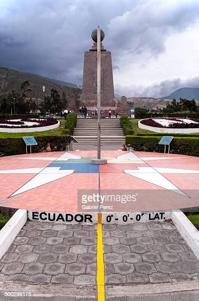 Ecuador's Equatorial Monument