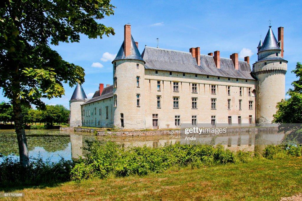 Castle 'Chateau du Plessis-Bourre'. : News Photo